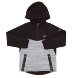black Boys Air Layer Hoodie (4-14 years)