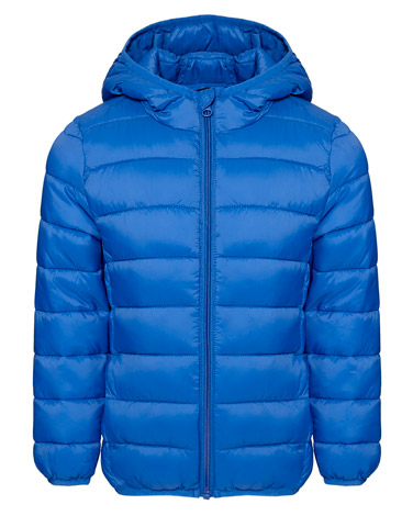 blue Boys Superlight Hooded Jacket (3-14 years)