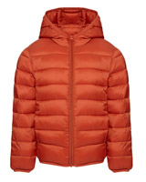 orange Superlight Hooded Jacket (3-14 years)
