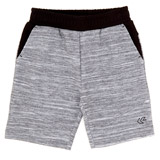 grey Boys Air Layer Shorts (4-14 years)