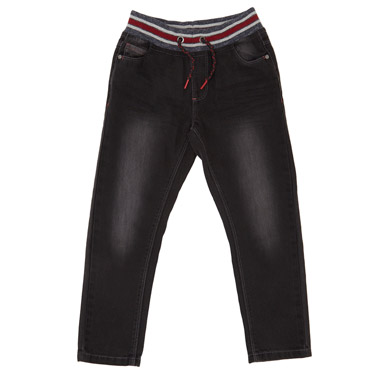 greyBoys Rib Waist Denim Jeans (3-14 years)