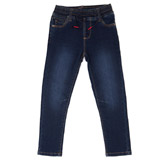 denim Boys Self Rib Waist Jeans (3-12 years)