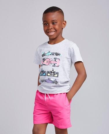 3988a890cd Kids Essentials | GREEN Boys Plain Swim Shorts (4-14 years) | Dunnes ...