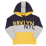 grey Boys Hooded Sweater (3-14 years)