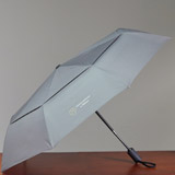 grey Francis Brennan the Collection Handbag Umbrella