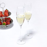 champagne Francis Brennan the Collection Champagne Flutes - Set Of 2