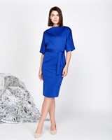 multi Lennon Courtney at Dunnes Stores Batwing Dress
