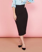 black Lennon Courtney at Dunnes Stores Pencil Skirt