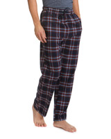 navy-rust Warm Lounge Pants