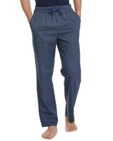 denimWoven Print Pants
