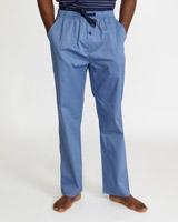 blueWoven Print Pants