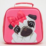 pinkPug Lunchbag