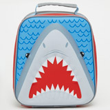 grey Shark EVA Lunchbag