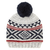 multi Boys Chunky Knit Hat