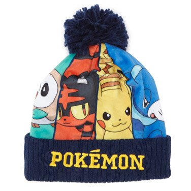 Character Shop   ASSORTED Pokemon Hat   Dunnes Stores