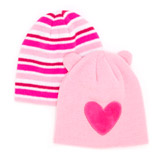 pink Hats - Pack Of 2