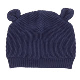 blue Bear Beanie Hat