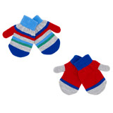 red Mittens - Pack Of 2