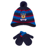 b-paw-patrol Paw Patrol Trapper Hat And Gloves Set