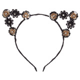 black Cat Hairband