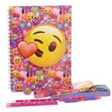 emoji Bumper Stationary Wallet