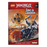 multi Lego Ninjago Activity Book