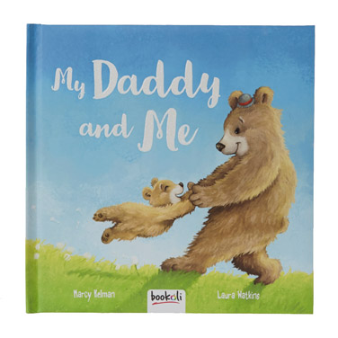 blue Padded Picture Book