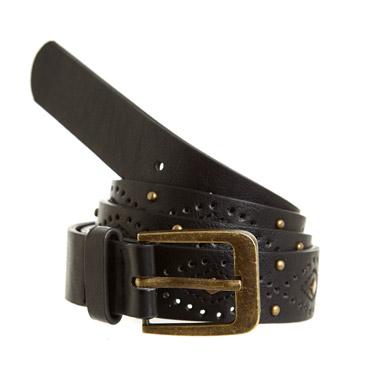 blackLaser Jeans Belt