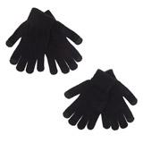 black-blackMagic Gloves- 2 Pack