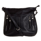 black Brooke Hobo