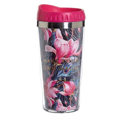floralTravel Mug