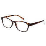 leopard Large Frame Reading Glasses