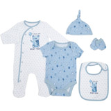 baby-blue Boys Gift Set