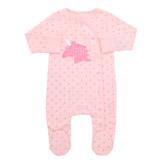 pinkLittle Sister Sleepsuit