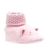 baby-pinkGirls Sock Top Booties