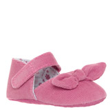 pink Cord Bar Shoes