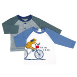 bluePuppy Tops - Pack Of 2