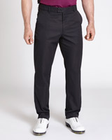 black Pádraig Harrington Technical Chinos