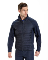 navy Pádraig Harrington Regular Fit Heatseeker Jacket