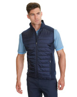 navy Pádraig Harrington Heatseeker Gilet