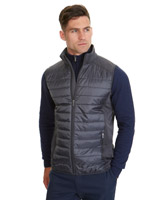 charcoal Pádraig Harrington Heatseeker Gilet