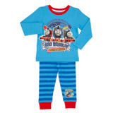 blue Thomas The Tank Pyjamas