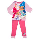 pinkGirls Shimmer And Shine Pyjamas