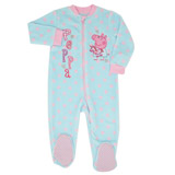 aqua Peppa Pig Walk In Sleeper