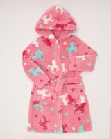 pink Girls Robe