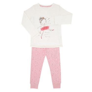 c9676dc99787 winter-white Dancer Pyjamas