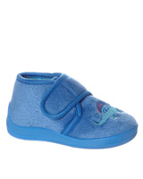 blue Novelty Slippers