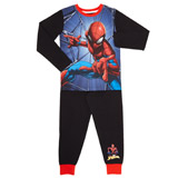 navy Spiderman Pyjamas