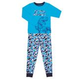 blueDinosnore Pyjamas