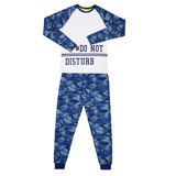 blueCamo Print Pyjamas